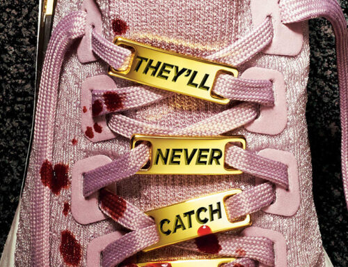 They'll Never Catch Us by Jessica Goodman